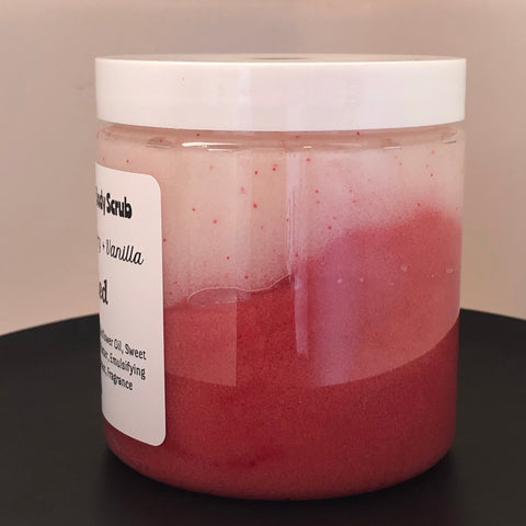 Dakoda Red Hand / Foot / Body Scrub (*** Limited Addition***)