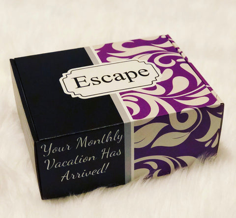 The Escape Box Monthly Subscription *Mondo*