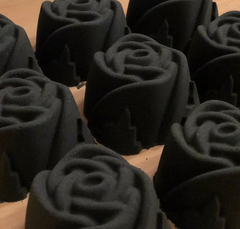 Black Rose Bath Bomb *** Limited Edition ***