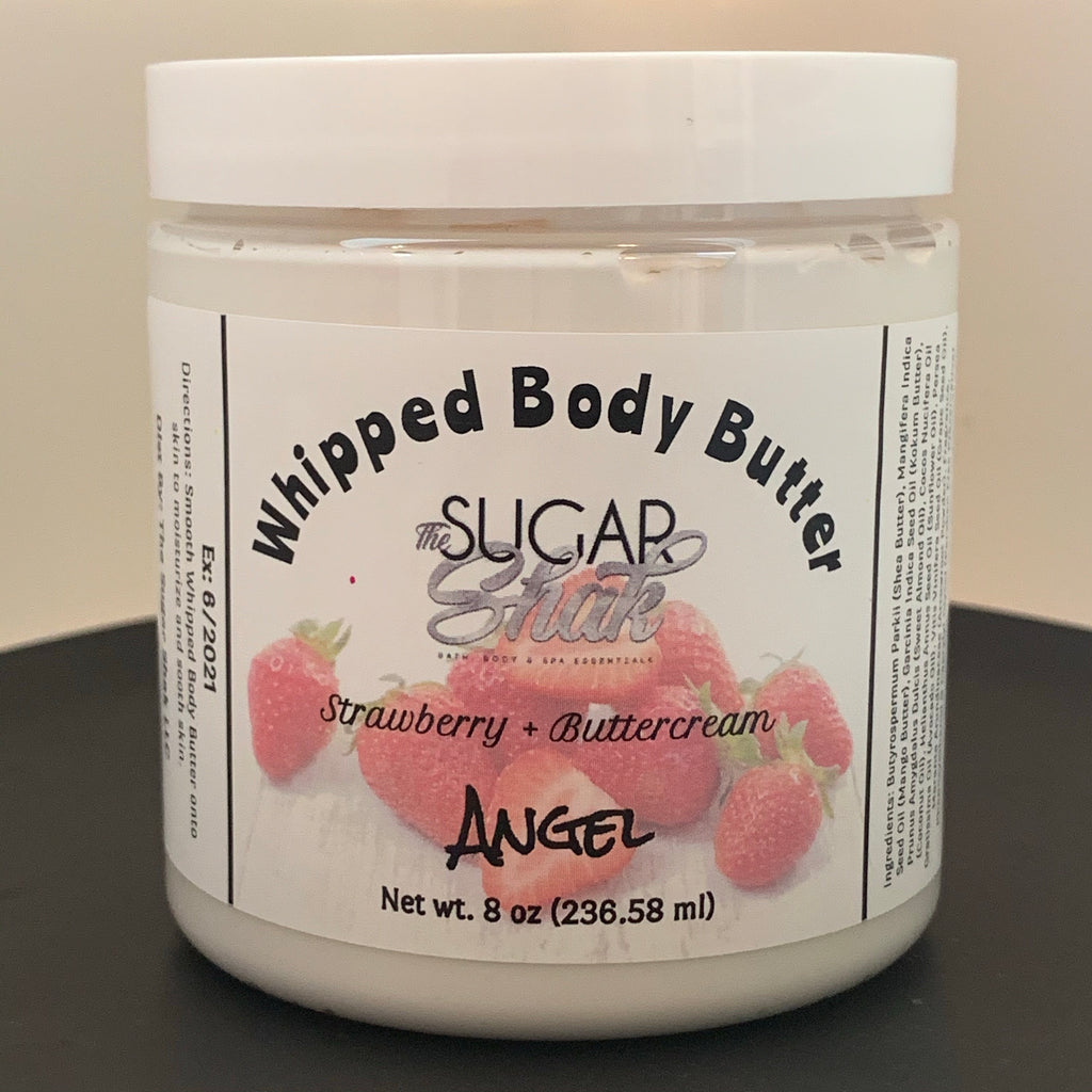 Angel Whipped Body Butter (*** Limited Addition***)