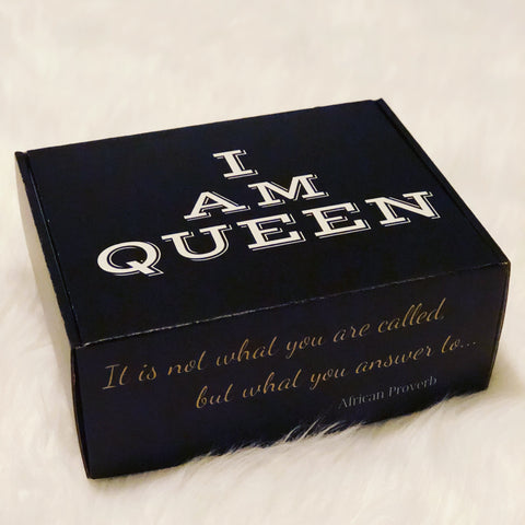 I AM QUEEN BOX **Mother's Day Edition**