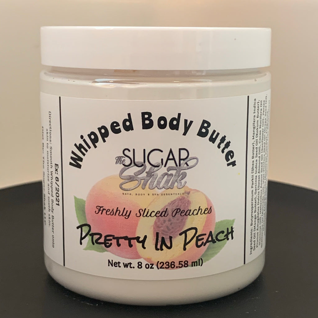 Pretty In Peach Whipped Body Butter