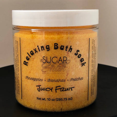Juicy Fruit Bath Salt / Soak