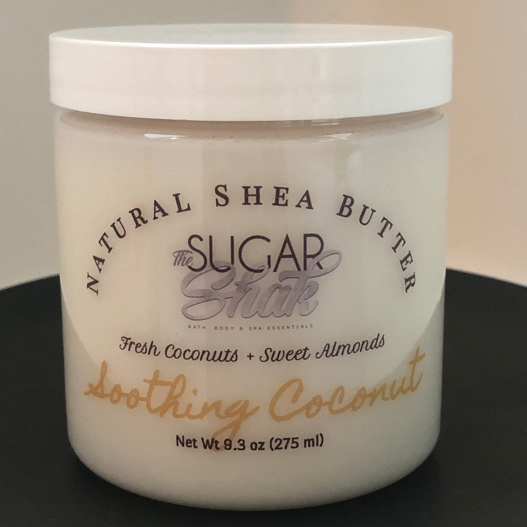 Soothing Coconut Shea Butter