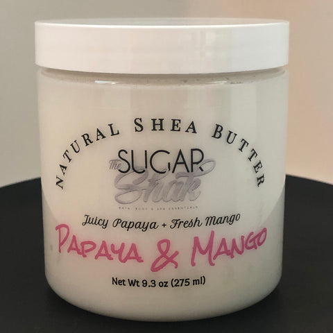 Papaya & Mango Shea Butter