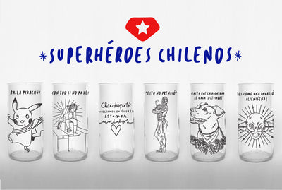 Superhéroes Chilenos