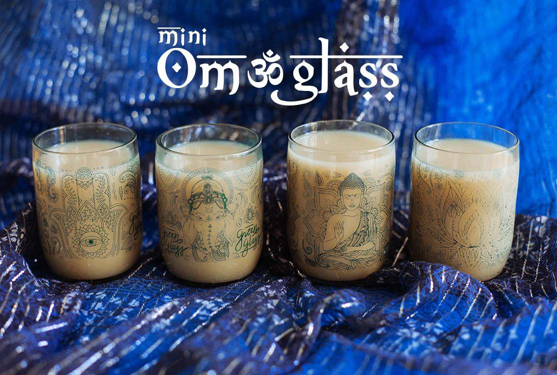 Mini Om Glass