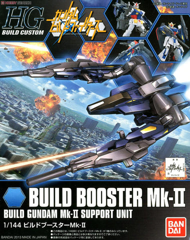 1/144 HGBC Build Booster Mk-II