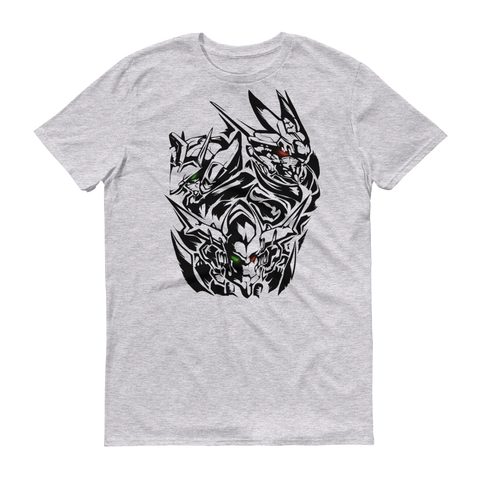 BARBATOS HEADS SHIRT