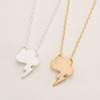 Petite Grumpy Cloud Necklace