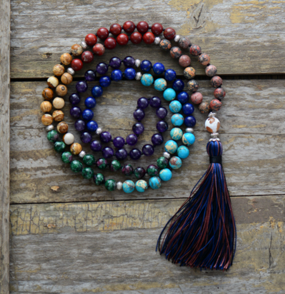 Elements Mala Necklace