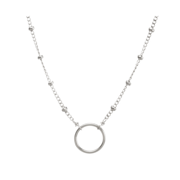 Circular Link Necklace