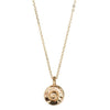 The Tiny Top Bullet Necklace