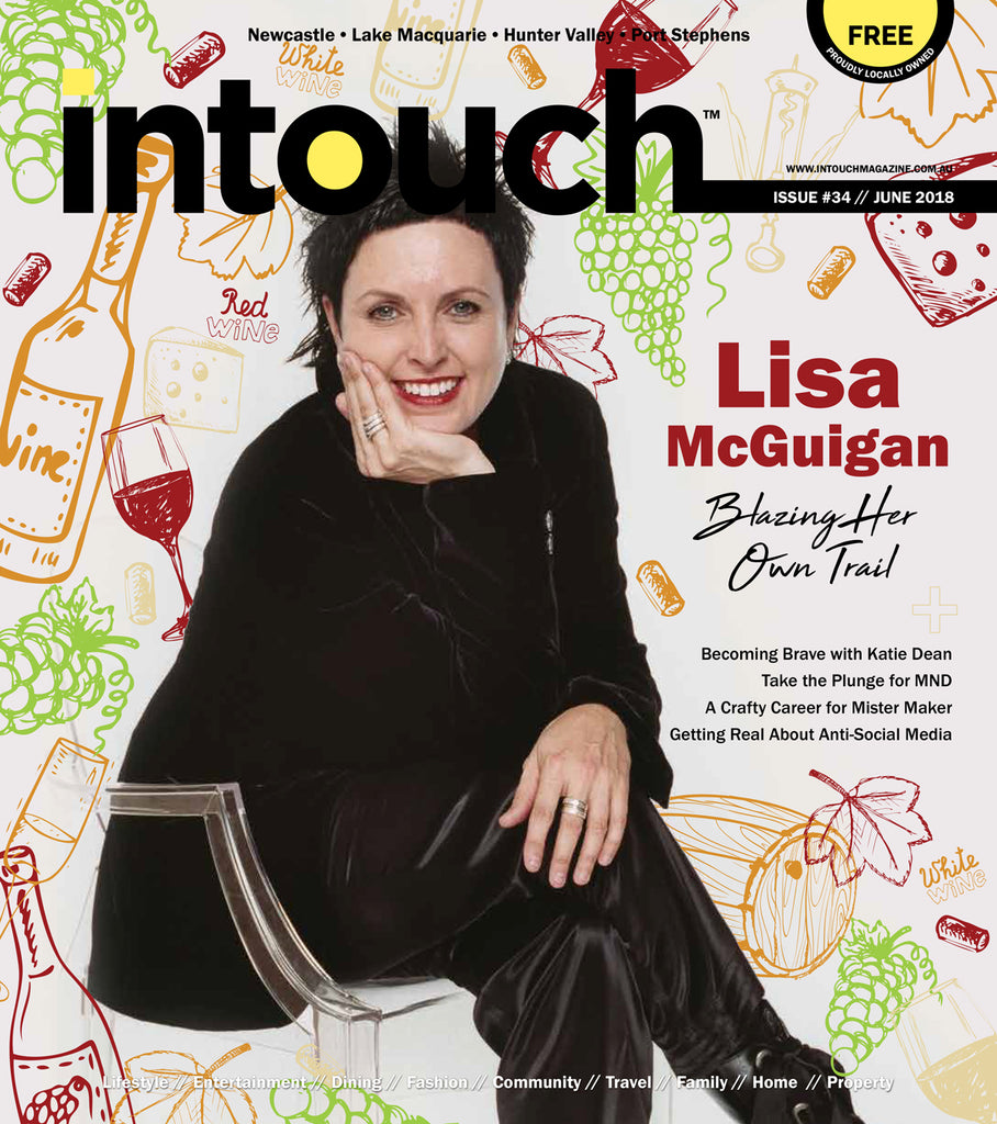 Feature in Intouch Magazine