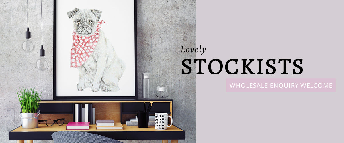 Lovely Stockists