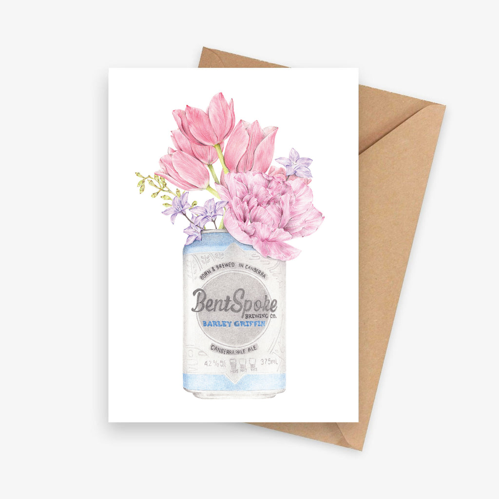 Floriale Greeting Card