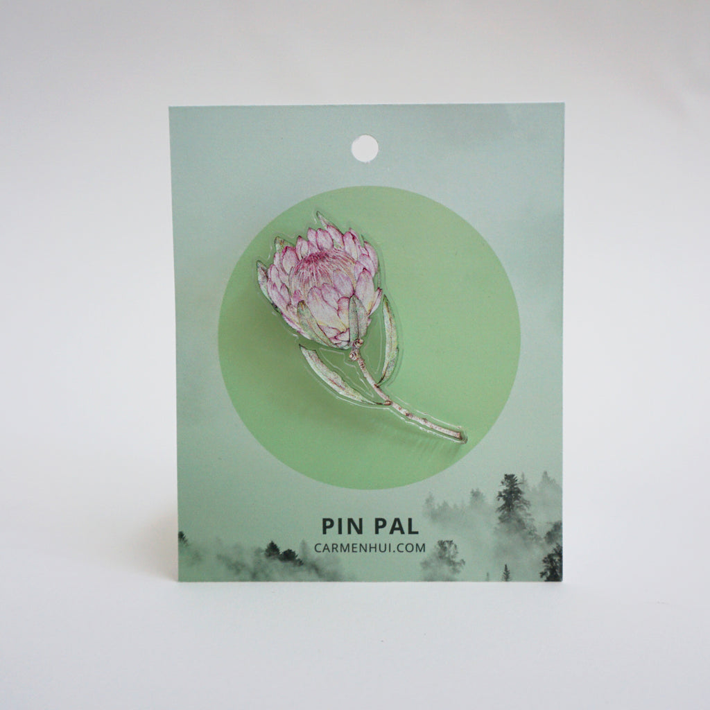 Limited Edition Protea Pin Pal