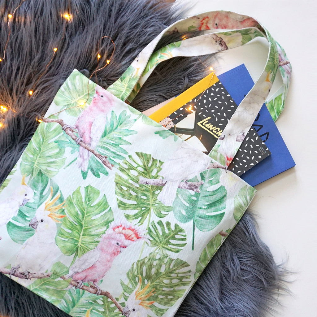 Everyday Bag: Birds of a Feather