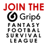 Grip6 Fantasy Football Survival League