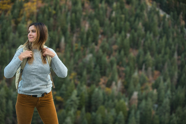 Hiking belts for women, by GRIP6. This versatile, lightweight belt is perfect for taking outside.