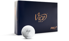 Vice Pro Plus golf ball