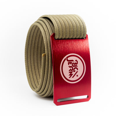Big Jerm Red Belt