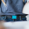 GRIP6 Classic Women's Belt Aurora (Teal) buckle collection
