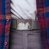 GRIP6 BELTS MOUNTAIN SERIES BUCKLES W/ WEBBING STRAP