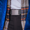 GRIP6 Belts Classic Men's Narrow Gunmetal (Grey) Collection