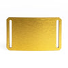 Men's Classic Buckle Gold