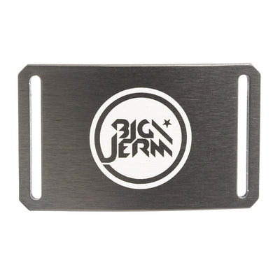 Big Jerm Belt Buckle