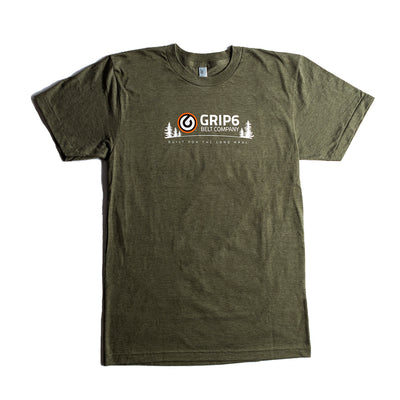 T-Shirt: Built for the Long Haul
