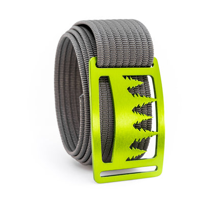 Kiwi Uintah GRIP6 Men's belt with Grey strap swatch-image