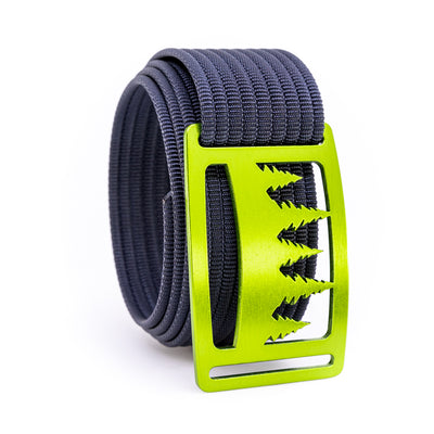 Kiwi Uintah GRIP6 Men's belt with Navy strap swatch-image 360view