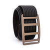 Bronze Vert GRIP6 Men's belt with Black strap swatch-image