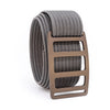 Bronze Vert GRIP6 Men's belt with Grey strap swatch-image