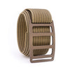 Bronze Vert GRIP6 Men's belt with Khaki strap swatch-image