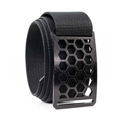 Men's Conservation Honeycomb buckle GRIP6 Honeycomb Ninja Midweight Strap belt strap swatch-image 360view