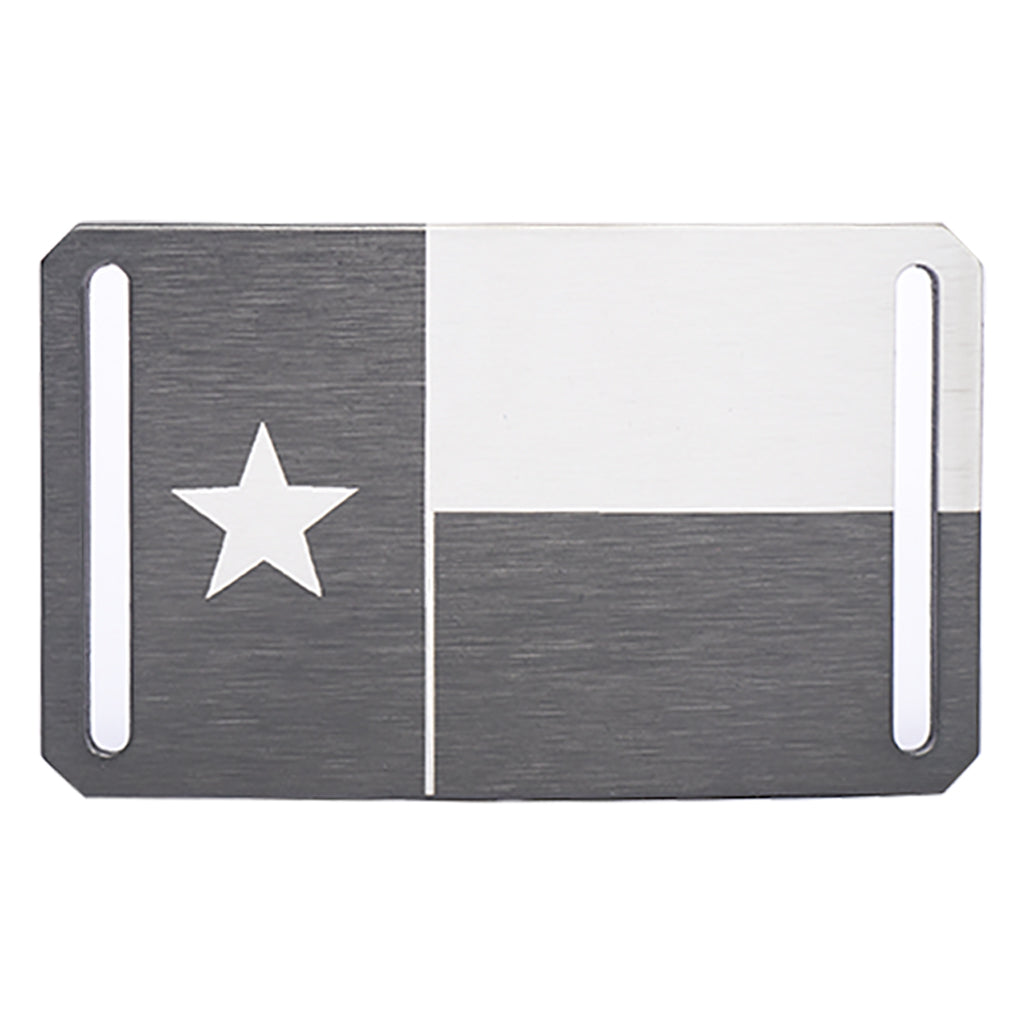 Grip6 Texas Flag Buckle