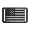 GRIP6 Belts Kids' vintage USA black flag buckle swatch-image
