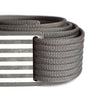 Kids' Gunmetal Flag Belt