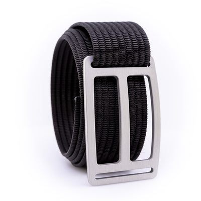 Granite Horizon GRIP6 Men's belt with Black strap swatch-image 360view