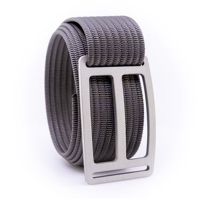 Granite Horizon GRIP6 Men's belt with Grey strap swatch-image
