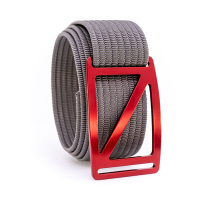 Ember Slope GRIP6 Men's belt with Grey strap swatch-image