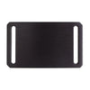 GRIP6 Belts Men's Narrow classic Black (Ninja) buckle swatch-image