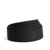 GRIP6 Kid's webbing Black belt strap swatch-image