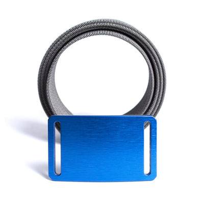 GRIP6 Classic Women's Belt River (Blue) Buckle Collection
