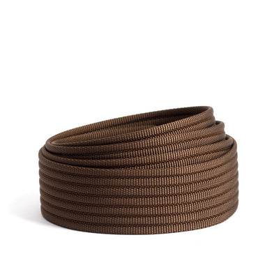 GRIP6 Kid's webbing Mocha belt strap swatch-image