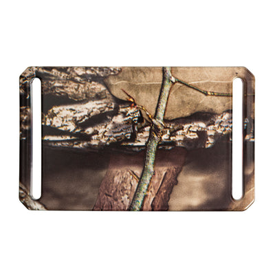 Mossy Oak Break-Up Country Camo Buckles (pattern will vary)