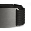 "Women's Gunmetal Belt (1.5"" Wide)"